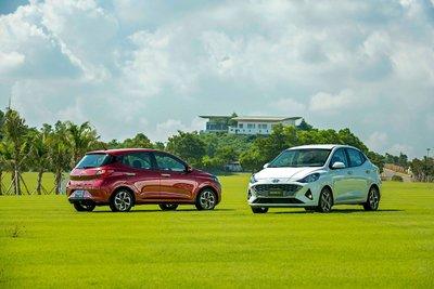Vào sáng 6/8, TC Motor đã cho ra mắt trực tuyến mẫu xe hạng A Hyundai Grand i10 2021.