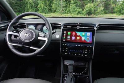 Đây là trải nghiệm Hyundai Santa Cruz 2022 ngoài đời thực Có gì đấu Ford Ranger a8