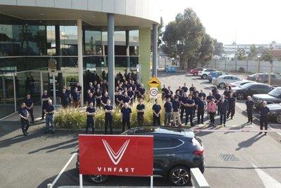 Nhân viên của trung tâm nghiên cứu VinFast tại Úc sẽ về Việt Nam làm việc.