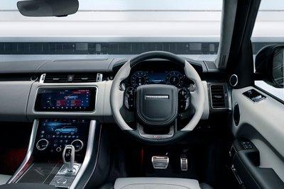 nội thất của Land Rover Range Rover Sport SVR Ultimate.