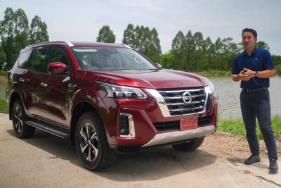 Bóc tem Nissan Terra 2021 mới, đối thủ nặng ký của Everest, Fortuner sắp về Việt Nam a2