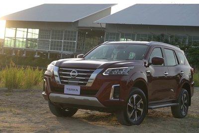Bóc tem Nissan Terra 2021 mới, đối thủ nặng ký của Everest, Fortuner sắp về Việt Nam a1