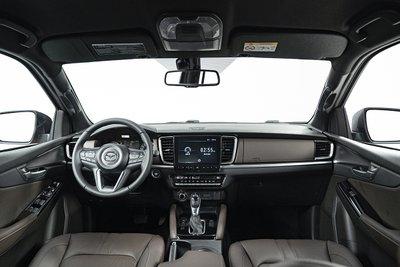 Mazda BT-50 2021.
