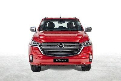 Thông số kỹ thuật Mazda BT-50 2021: Có gì hấp dẫn để cạnh tranh