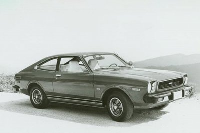 Toyota Corolla thế hệ thứ 3.