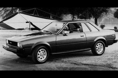 Toyota Corolla thế hệ thứ 4.