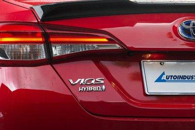 Toyota Vios hybrid 2022