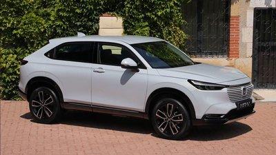 """""""Bóc tem"""" Honda HR-V 2022 ngoài đời thực: """"Lột xác"""" để thách thức Kia Seltos a2"""