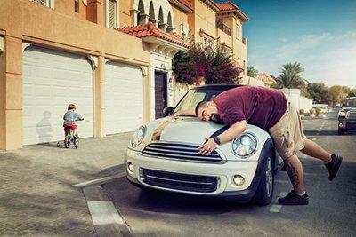 tình yêu với xe ô tô