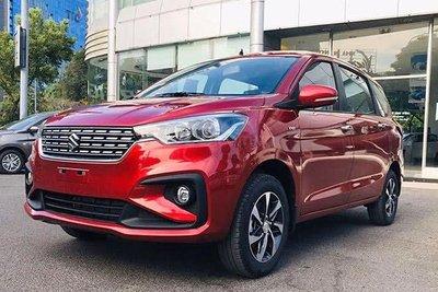 Giá xe Suzuki Ertiga 2021 chạm đáy, đại lý tung ưu đãi khủng vào phút chót a3
