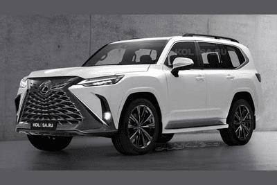 Lexus 2022 mô phỏng