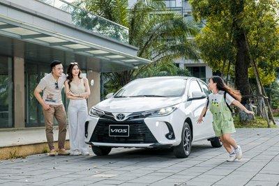 """Toyota Vios ưu đãi lên đến 26,5 triệu đồng với chương trình """"An tâm ở nhà, nhận quà ưu đãi"""" 1"""