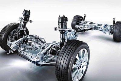 Hệ thống treo ô tô