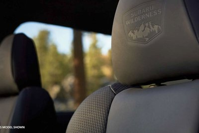 Subaru Forester Wilderness mới nhận được một loạt các nâng cấp để trở nên tốt hơn so với Forester tiêu chuẩn 3.