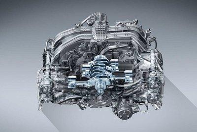 Subaru Forester Wilderness mới nhận được một loạt các nâng cấp để trở nên tốt hơn so với Forester tiêu chuẩn 2.