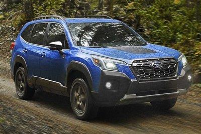 Subaru Forester Wilderness mới nhận được một loạt các nâng cấp để trở nên tốt hơn so với Forester tiêu chuẩn.
