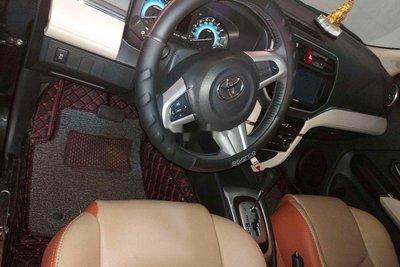Nội thất xe Toyota Rush 2021.