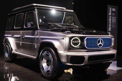 Mercedes-Benz EQG 1