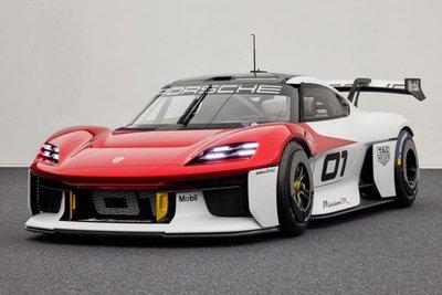 Porsche Mission R 1