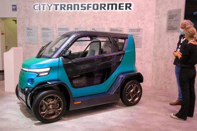 City Transformer 1