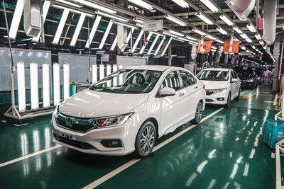 Doanh số xe ô tô Honda tiếp tục lao dốc, giảm gần 55% trong tháng 8.