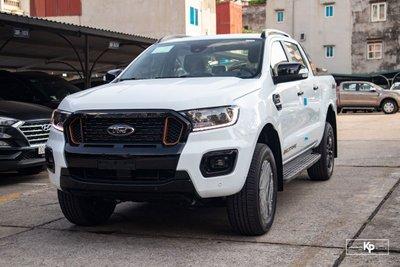 Ford Ranger không thể duy trì doanh số trên 1.000 xe trong tháng 8/2021.
