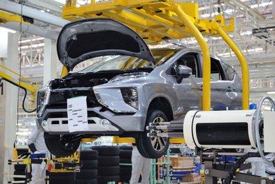 Sự thành công của Mitsubishi Xpander là tiền đề cho chiến lược hướng Đông Nam Á của Mitsubishi .