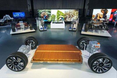 GM giúp Honda phát triển nền tảng khung gầm xe điện cho Honda.