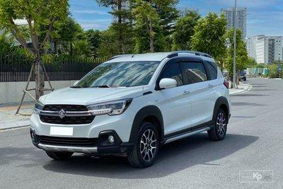 Ưu nhược điểm xe Suzuki XL7 2021 a1