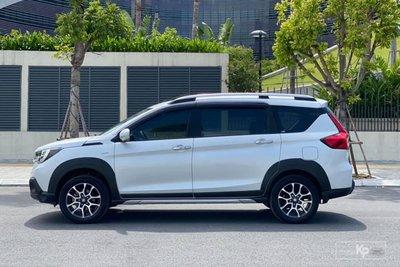Ưu nhược điểm xe Suzuki XL7 2021 a2