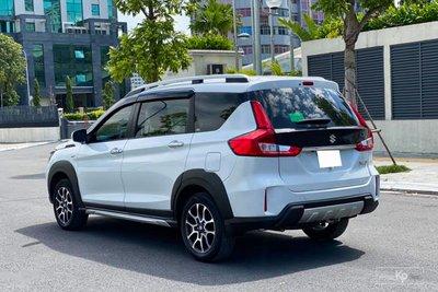 Ưu nhược điểm xe Suzuki XL7 2021 a4