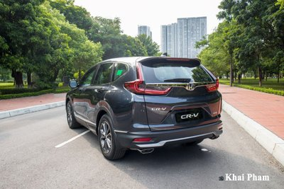 Tại một số đại lý hiện đang gỉam Honda CR-V lên tới 125 triệu đồng