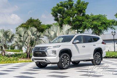 Mitsubishi Pajero Sport hiện vẫn được nhập khẩu nguyên chiếc từ Thái Lan.