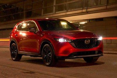 Mazda CX-5 2022 3